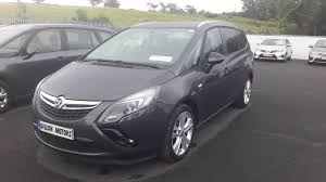 vauxhall zafira 2008 vauxhall zafira u2013 dillon motors car sales u2013 ballykelly broadford