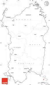 Madagascar Blank Map by Blank Simple Map Of Sardegna