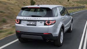 land rover discovery sport se td4 150 2016 review carsguide