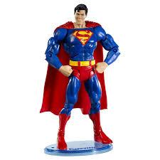 superman toys cartoon children
