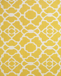 Modern Yellow Rug Rugs Curtains Modern Yellow And White 8 Ft X 10 Ft Area Rug For
