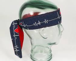 doctor headband nursing headband headband ekg rn lpn doctor