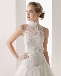 wedding dress high to wear a high neck wedding dress