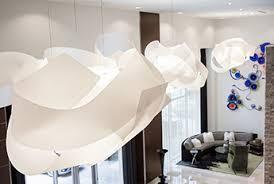 Cloud Chandelier Lightart First Chandelier Residential