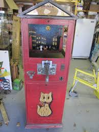 vintage coin operated