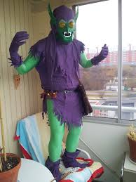super smash bros costumes halloween green goblin cosplay costume by currythecat man costume