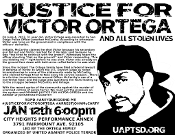 flyers united against police terror u2013 san diego