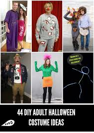 35 Diy Halloween Costume Ideas Today 44 Homemade Halloween Costumes Adults