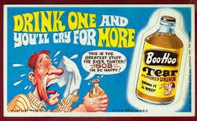 boo hoo boo hoo wacky ads wacky packages 1969