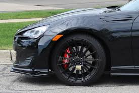 black subaru brz 2017 more proof that a subaru brz sti is coming autoguide com news