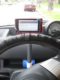Homemade Phone Stand by Make A 2 Adjustable Smartphone Car Mount In 10 Minutes 6 Steps