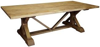 dining tables best wood for table making reclaimed wood dining