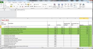 Ebay Excel Template Ebay Accounting And Bookkeeping Made Easy Tips And Techniques