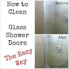Soap Scum On Shower Door Remove Soap Scum From Shower Door Bosssecurity Me