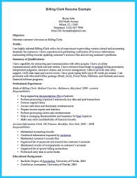 benefits specialist resume sample exciting billing specialist resume that brings the job to you