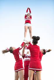 Red And White Flag With A Cross C H E E R S A Collection Of Cheerleaders U0027 Favorite Cheers