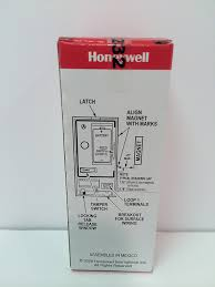 amazon com honeywell ademco 5816wmwh white door window