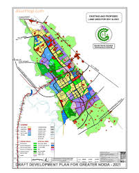 Metro Map Delhi Download by Greater Noida Master Plan 2021 Map Summary U0026 Free Download