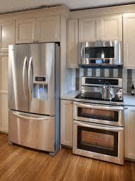 Cabinet Garage Door Kitchen Cabinet Garage Door Steel Refrigerator Matte Black Wooden