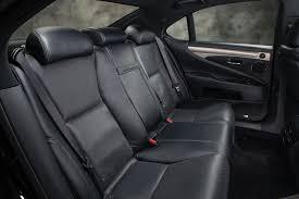 lexus lfa seats first drive 2013 lexus ls 460 automobile magazine