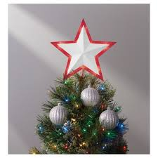 christmas tree toppers target