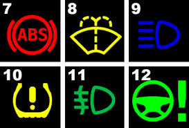 bmw service symbols meaning what do all those symbols on the dashboard instrument panel