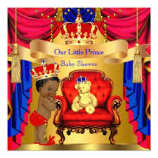 a little prince boy baby shower theme time for the holidays