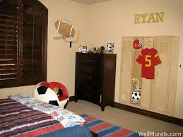 sports murals for bedrooms sports wall murals exles of sports muralswall murals by colette