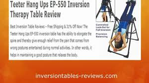 Best Inversion Table Reviews by Inversion Table Reviews Top 10 Inversion Tables Video Dailymotion