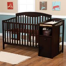 Crib And Changing Table Furniture Crib Changing Table Combo New Delta Bentley 2