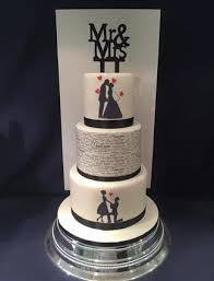 wedding cake glasgow contemporary wedding cakes