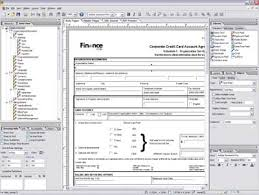 pdf forms designer service oriented enterprise adobe launches beta of xml pdf form