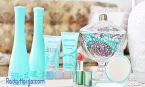 Satu Set Alat Make Up Wardah daftar harga alat make up wardah lengkap satu paket 2018