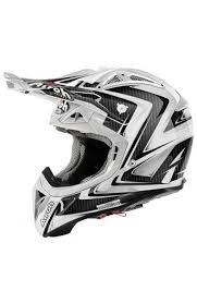 white motocross helmet casca airoh aviator 2 1 arrow white helmet pinterest helmets