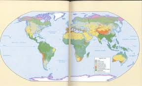 World Map Equator by Map Room Frederick C Corney