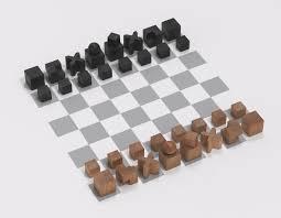 ancient chess set josef hartwig chess set 1924 chess pinterest chess sets