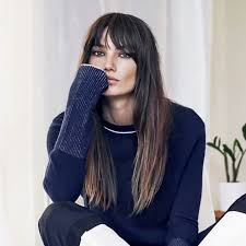 should i get bangs for my hair to hide wrinkles best 25 long hair fringe ideas on pinterest haircuts for long