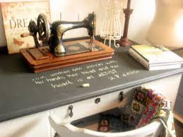 Chalk Paint Desk by Desk Annie Sloan Chalk Paint 009 C I R U E L O I N T E R I O R S