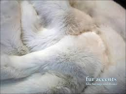 Faux Fur Throw Rugs Amazon Com Fur Accents Throw Blanket Tissavel Mink Creamy Off