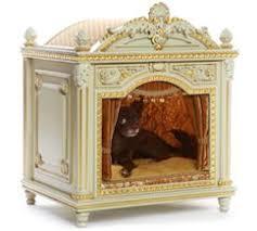 Medium Sized Dog Beds A Stunning Bespoke Handmade Luxury Pet House Pet Bed Pinterest
