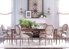 ethan allen dining room table pads set craigslist chairs used sets