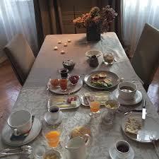 la chambre d hugo lyon le petit déjeuner dans la salle à manger picture of la