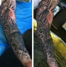 100 christian tattoos for manly spiritual designs