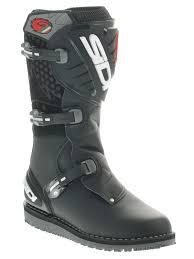 sidi motorcycle boots sidi black zero mx trial boots sidi freestylextreme united