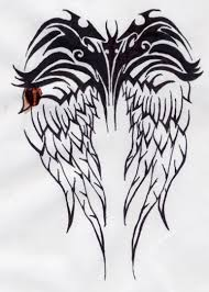 tribal wing by intoxicatus on deviantart