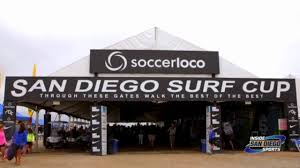 the san diego surf cup is one of the top youth soccer tournaments