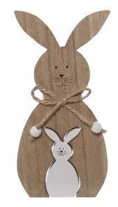 rabbit home decor wooden rabbits pullouts homewares