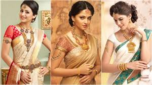 traditional bridal hairstyle indian bridal sarees 20 pictures