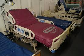bed sore treatment patient turning air mattress hospital bed for