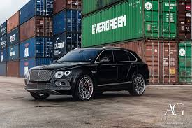 bentley custom rims ag luxury wheels bentley bentayga forged wheels